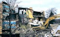 Asbestos and Demolition